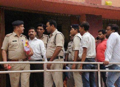 DGM Sunil Agrawal sent to police remand