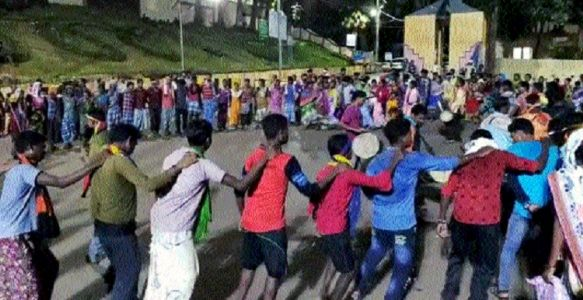 Tribals suspend 7-day-long agitation in NMDC Kirandul