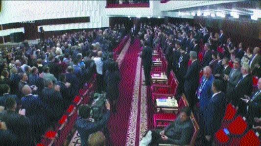 Pak PM Imran Khan trolled for seating gaffe at SCO summit