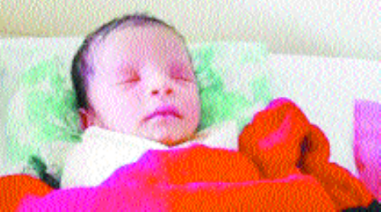 Five-day-old boy rescued within hours of abduction in Mah, woman arrested