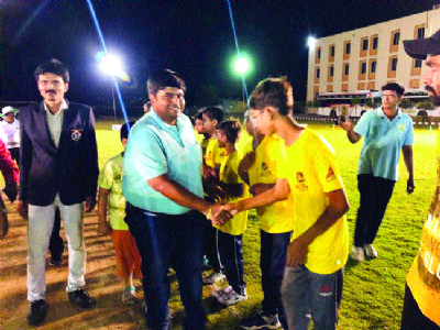 Dr Abdul Kalam Cup, Babu Genu Cup Short Pitch National Cricket Tourney inaugurated