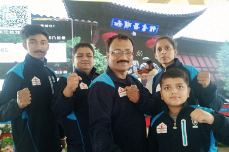 Five Jabalpur players represent Indian team in 8th World Kung-Fu C'ship
