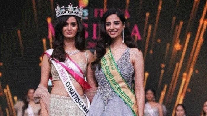 Shivani clinches Femina Miss Grand India title