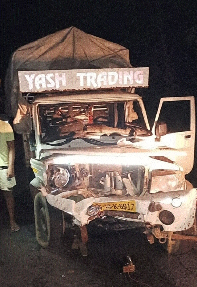 5 killed, 23 injured in road accident - The Hitavada