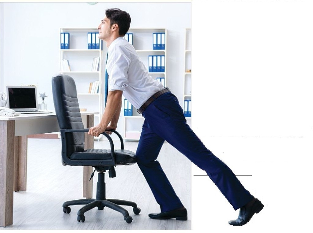Desk Workouts That Work The Hitavada