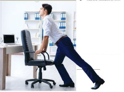Desk Workouts That Work