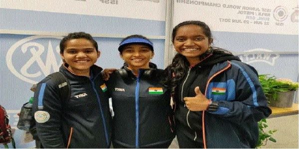 Shreya Agrawal bags 2 gold medals in Junior World Cup in Germany