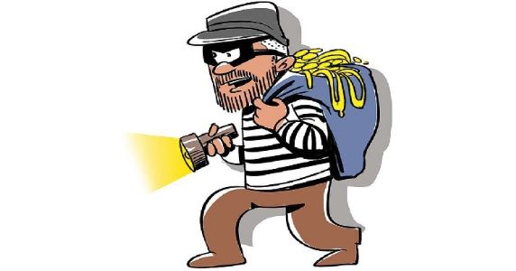 Unidentified burglars decamp with valuables worth Rs 1.75 lakh