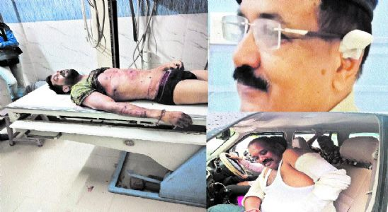 Two history-sheeters shot dead by Narsinghpur cops