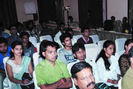 Seminar on 'Photography and Filmmaking' held