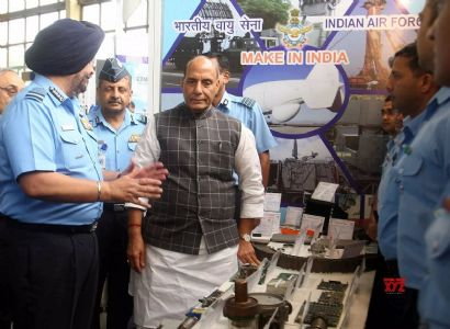 Offensive strike in neighbourhood showed reach, lethality of Armed Forces: Rajnath