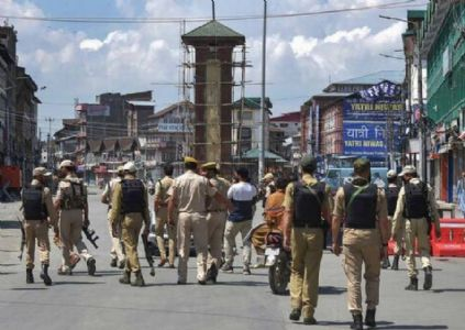 Restrictions further eased in J&K