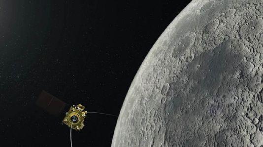 Chandrayaan-2 placed in lunar orbit