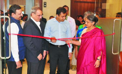 National Cancer Institute opens new 135 bedded in-patient facility
