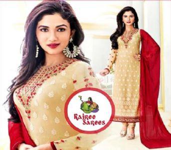 Good response to 50% off sale at Rajri Sarees