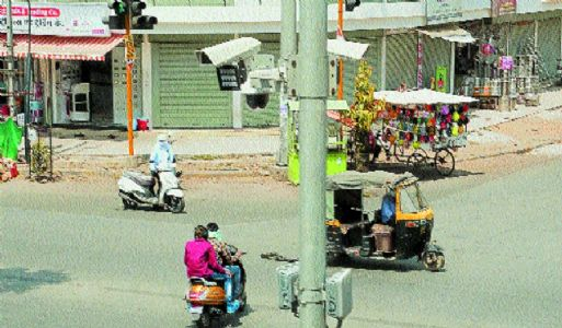More than 200 surveillance cameras non-functional at different locations