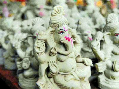 NMC to provide space for free for sale of Ganesh idols made of clay
