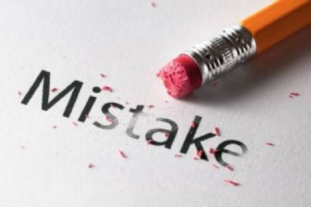 Even good people make mistakes