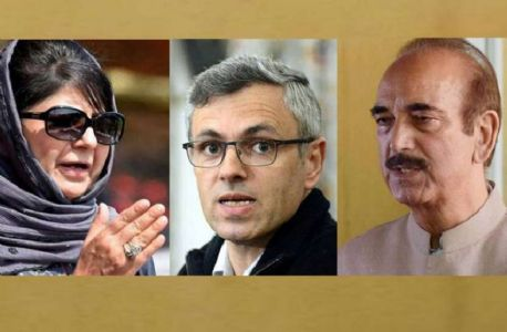 Omar Abdullah, Mehbooba, Cong react angrily to Govt's decision on J&K