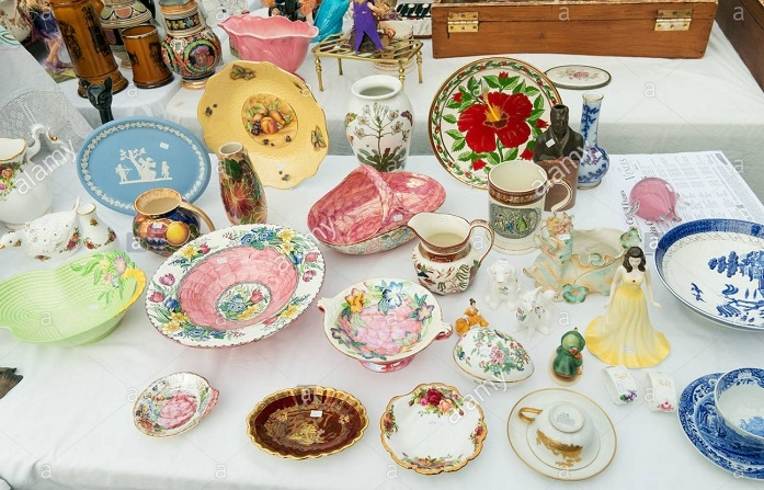 Good response to Imported and Indian Crockery Sale - The Hitavada