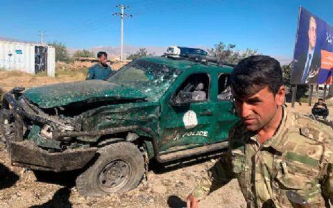 Taliban bombers kill 48 ahead of Afghan polls
