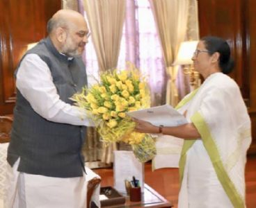Mamata raises Assam NRC issue at meeting with Shah