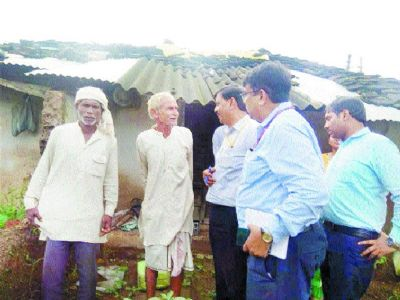 Central team assesses damage to crops, properties in Vidisha
