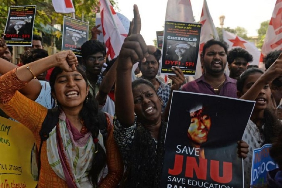 JNU forms panel to probe