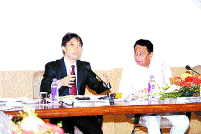 CM urges Japanese cos ope