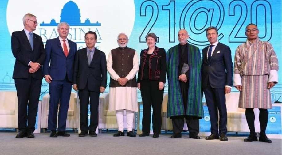 PM Jaishankar attend inau