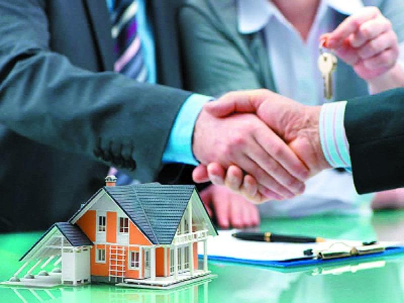 Real estate sector sentim