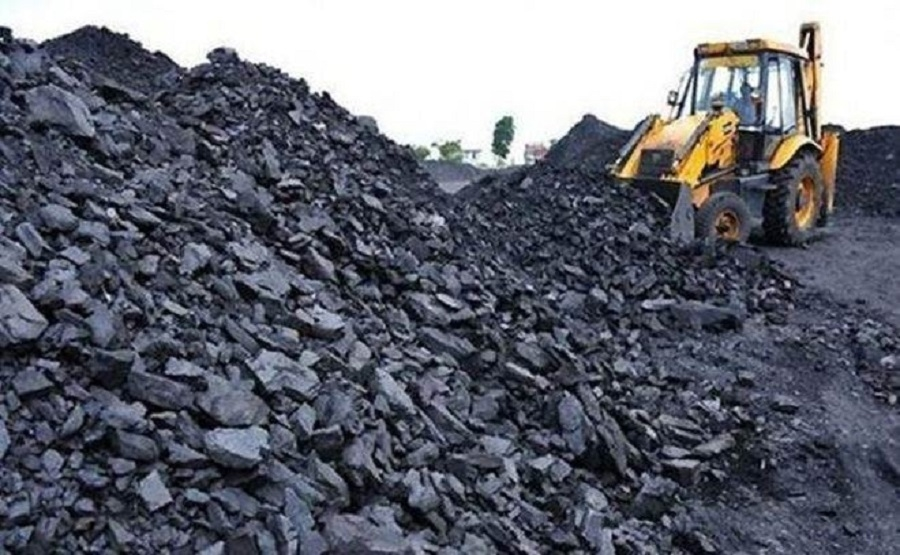 Commercial coal auction p