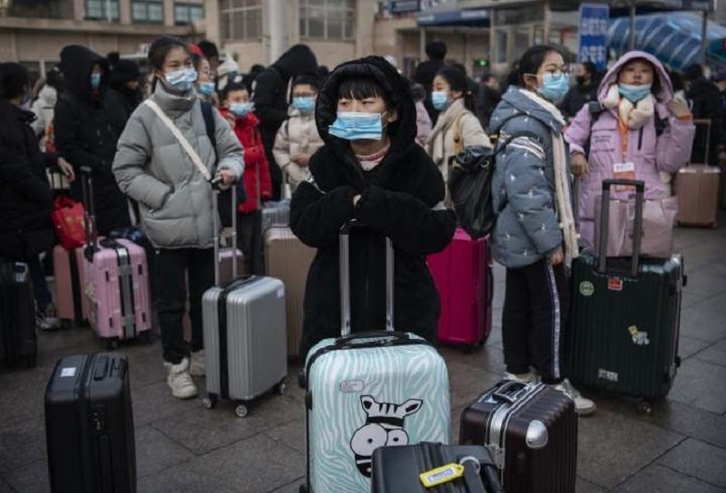 China virus toll jumps to