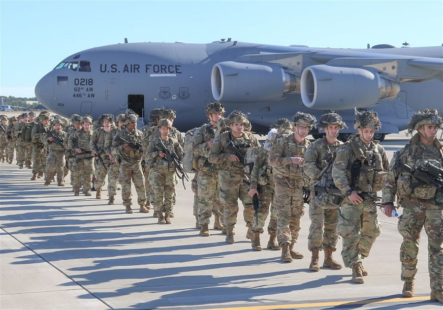US to deploy thousands of