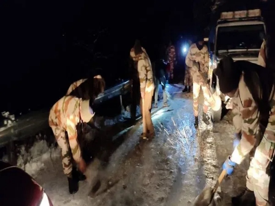 ITBP rescues 400 people s