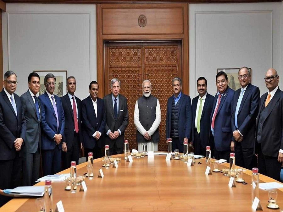 PM meets top honchos on r