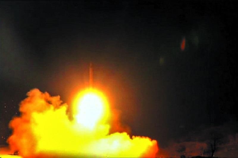 Iran strikes two US bases