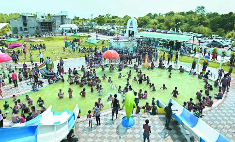 Dwarka Water Park ready t
