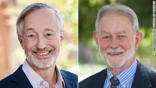Paul Milgrom and Robert W