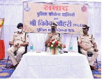 DGP Johri hails cops_1&nb
