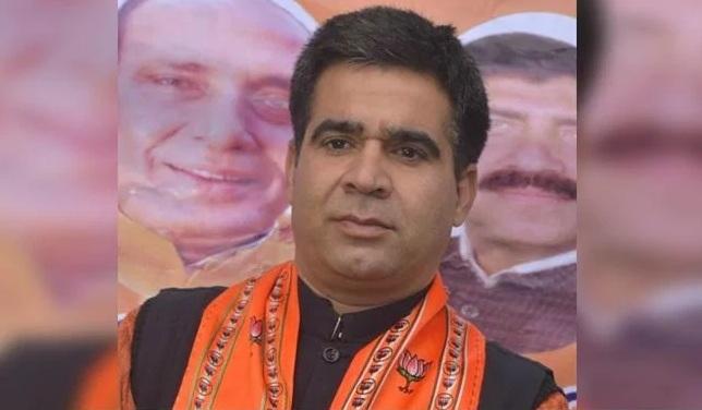 JK BJP chief Ravinder Rai