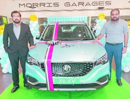 MG Motor India launches Z