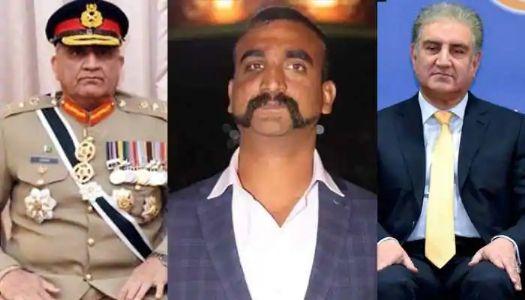 'Trembling' Bajwa, Qureshi released Abhinandan fearing India's attack