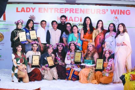 'Khadi is not only about cloth but it also involves emotions'