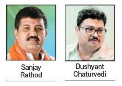 Major revamp in city Shiv Sena body
