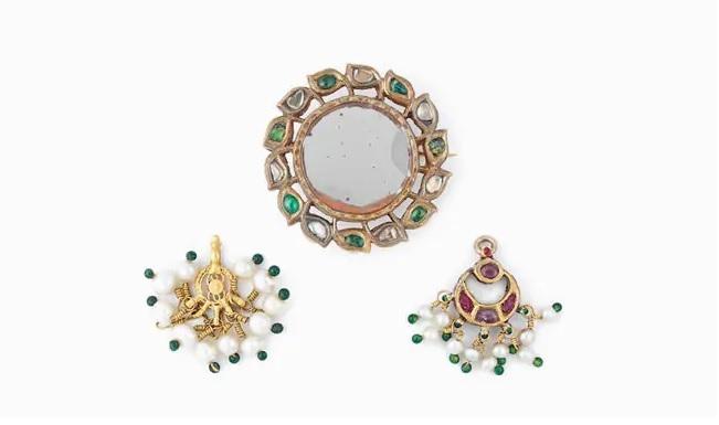 Jewels from Maharaja Ranj