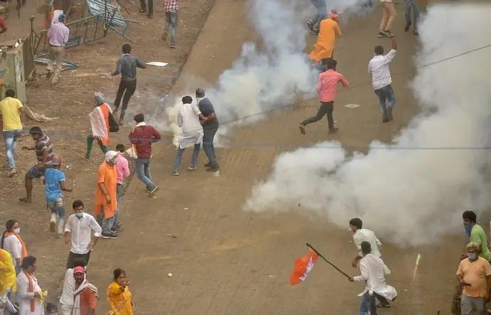 Violent protests_1&