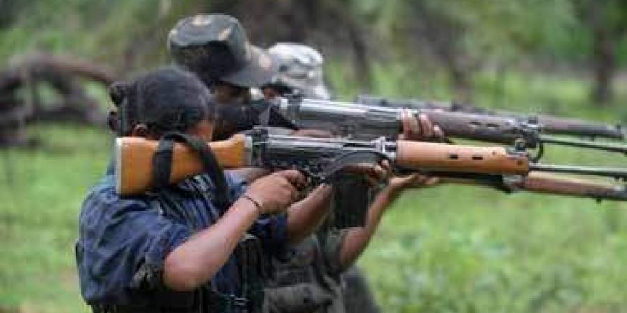 Maoist militia _1&n
