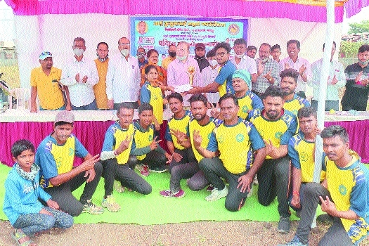 Cricket Association Nagp