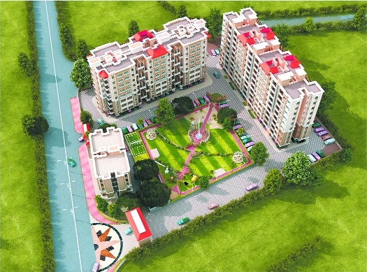 Two BHK ready possession